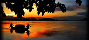 Old Man River : An article about the Mighty Brahmaputra by Dianne Sharma Winter