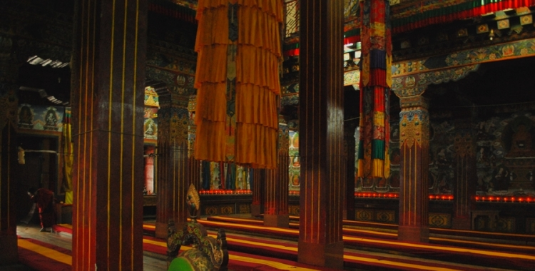 tawang monastery buddhism