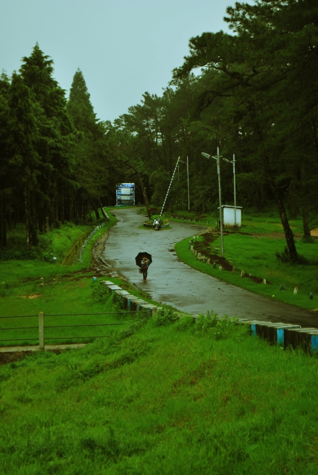Meghalaya monsoons in Shillong