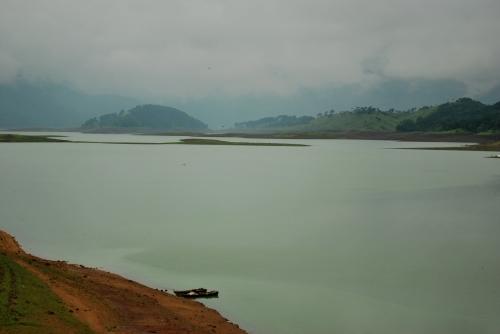 barapani lake meghalaya northeast india shillong