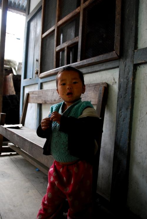 Anini Arunachal Faces People Mishmi Idu