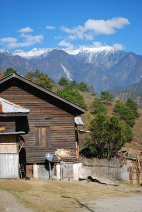 Northeast Travel Diary (day 3) – Hayuliang to Kibithu – The Eastern Most Point OfIndia