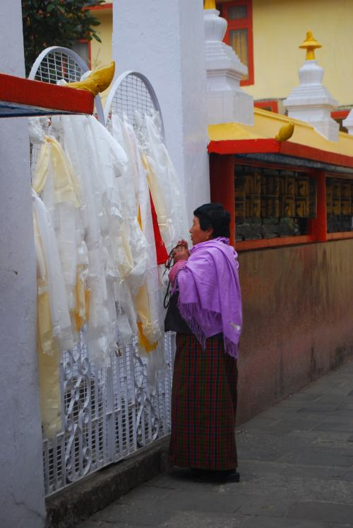 gangtok sikkim northeast india Buddhism monastery faith
