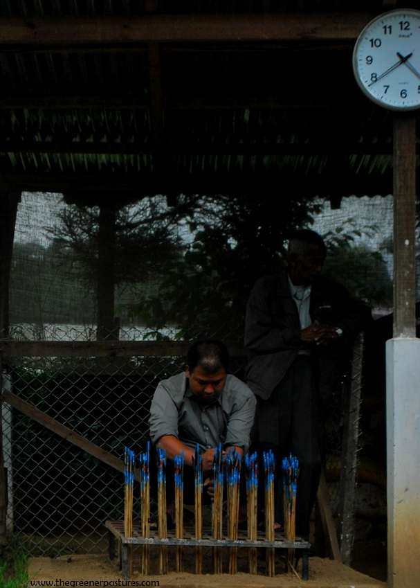 Archery Gambling 'Siat Khnam' in Shillong Meghalaya