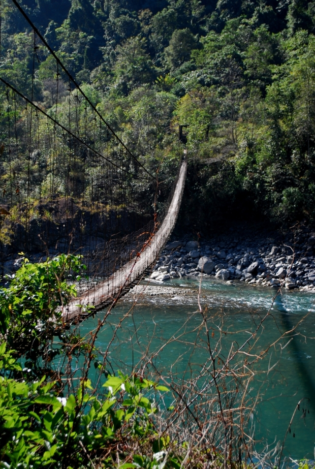 Walong bridge