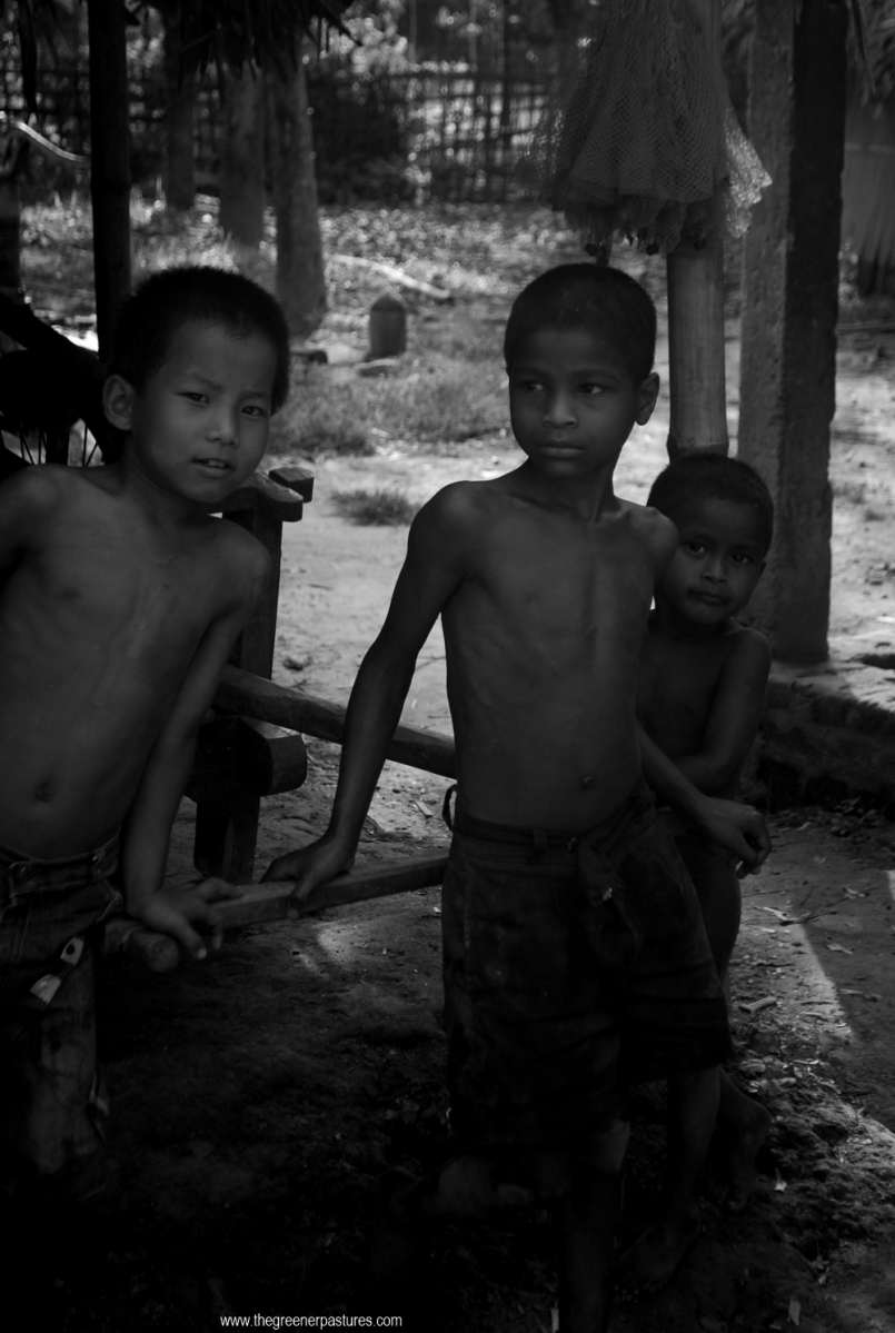 north east india children