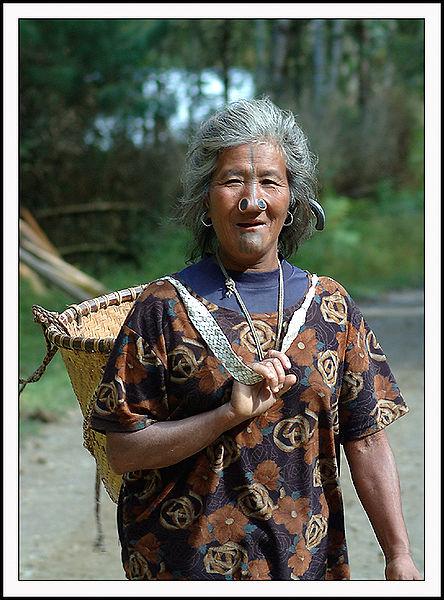 An Apatani Elder