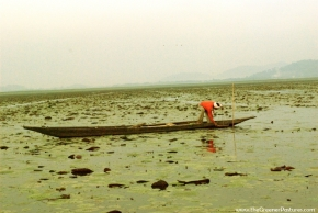 Photo Of The Day ~ Lonely Boatman