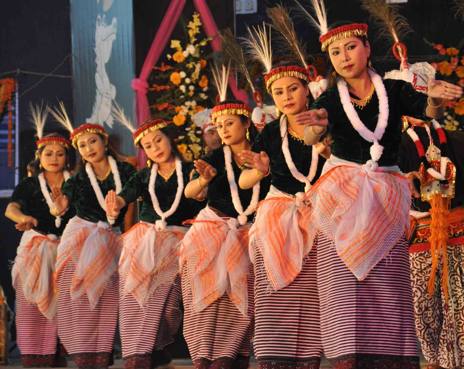 Laiharaoba Festival of manipur