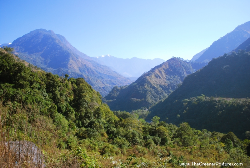 Lohit Valley of Arunachal Pradesh - Eastern Himalayas