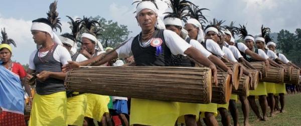 Wangala Festival of Garo Tribe in Meghalaya