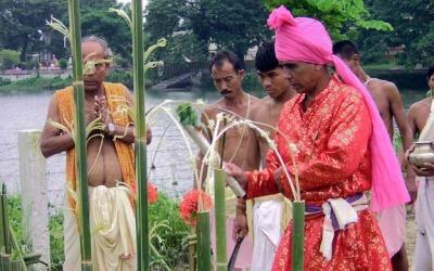 Garia puja Tripura