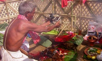 Ker festival Tripura
