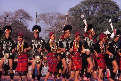 moatsu festival nagaland