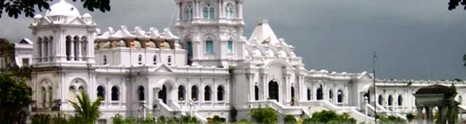 Tripura Rohal House Palace