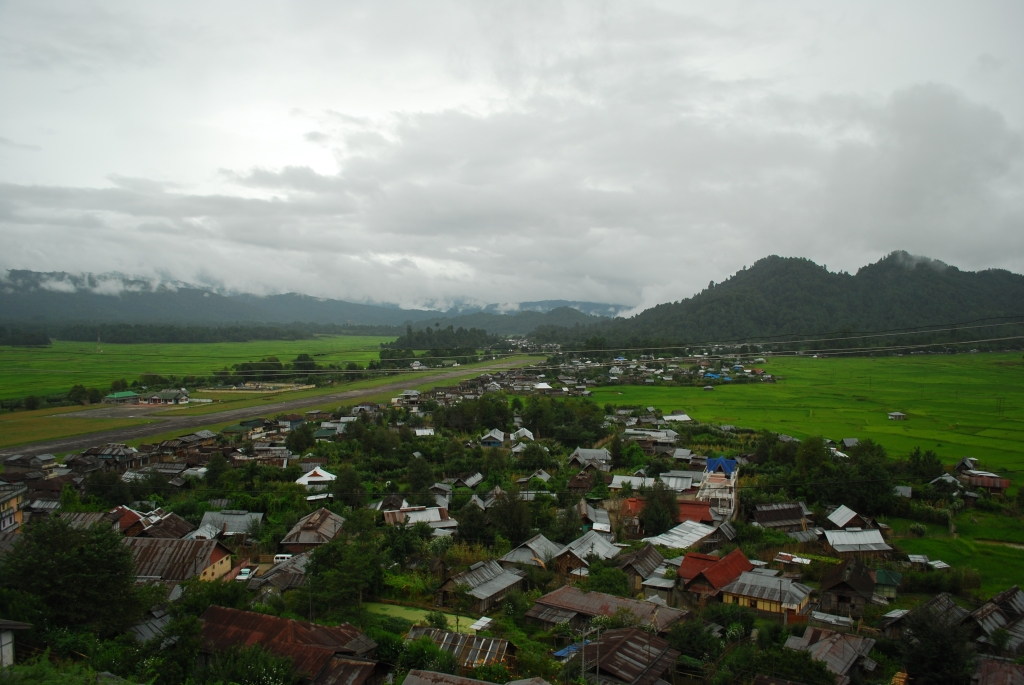 arunachal pradesh old ziro valley