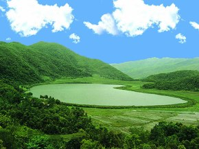 Folklore From North-East India – Rih Dil Lake, Mizoram