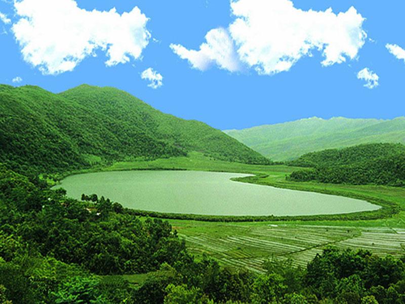 Rih-Dil-Lake
