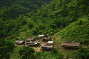A neat village