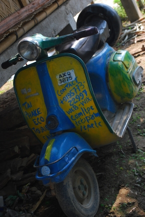 Photo Of The Day – Tai-Phake WastedScooter