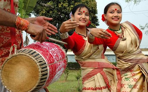 5 Popular Festivals Of North East India The Northeast