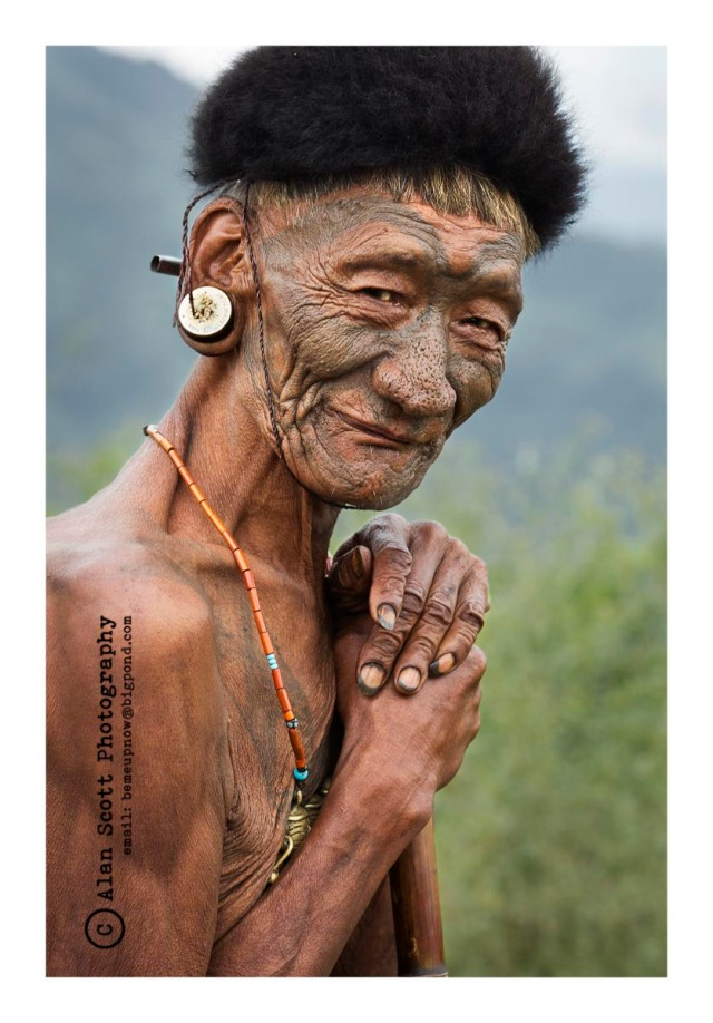 Konyak-Elder-NagalandAlan-Scott