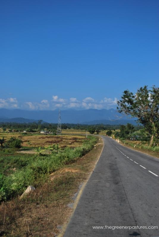 Assam Arunachal Pradesh Border Roads