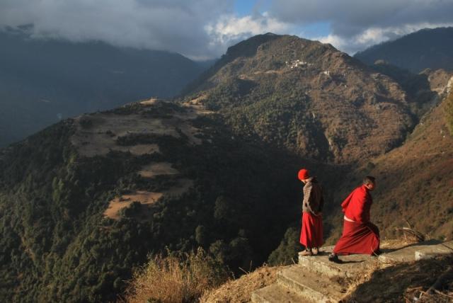 Tawang monk - Arunachal Pradesh