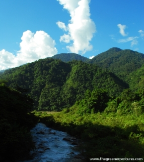Photo Of The Day~ Between Blue And Green in the Siang Valley