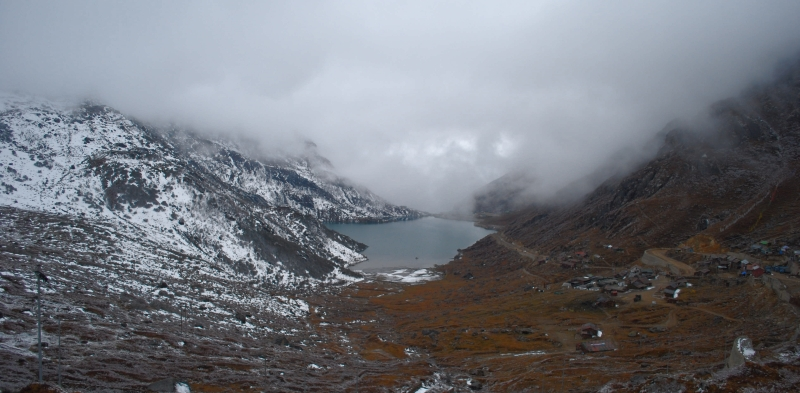 Sikkim is also home to some very beautiful high Himalayan lakes.