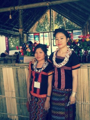 Photo Of The Day ~ Pretty Mishmi Women