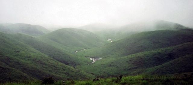 Cherrapunji, Sohra, Meghalaya, Monsoon Season