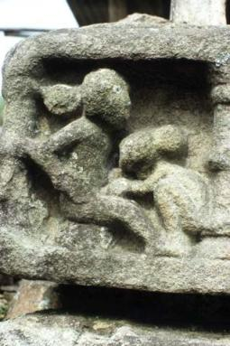 Madan-Kamdev Temple, Animal Erotica, Assam
