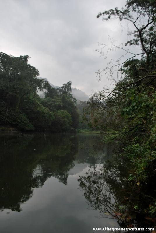 Sally Lake, Roing, Arunachal Pradesh