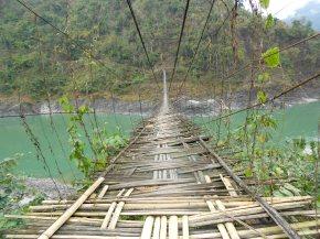 Photo Of The Day – A Bridge Over MightyBrahmaputra