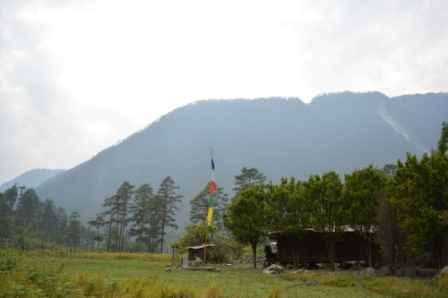 House of Meyor Tribe, Dong Village, Lohit Valley, Arunachal Pradesh.