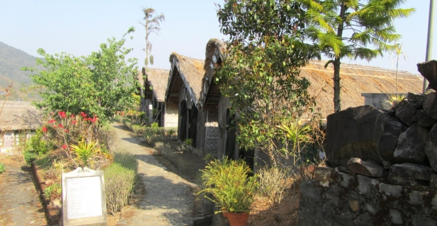 Angami Cottages, Touphema Village, Nagaland