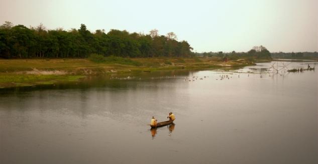 Majuli Landscape, Assam