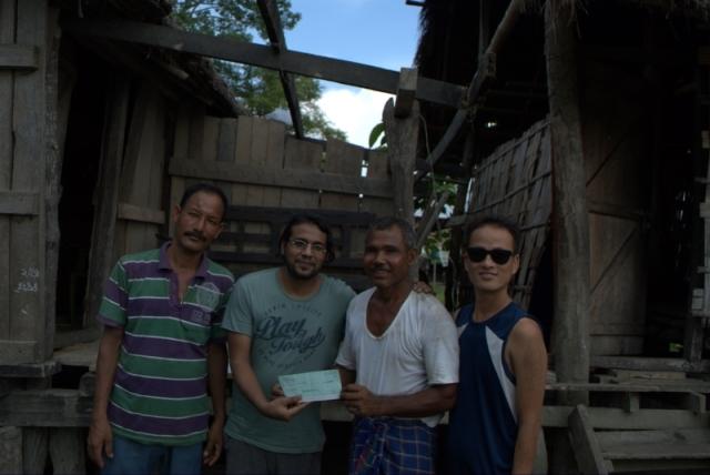 Greener Pastures with Jadav Payeng of Assam - Responsible tourism project