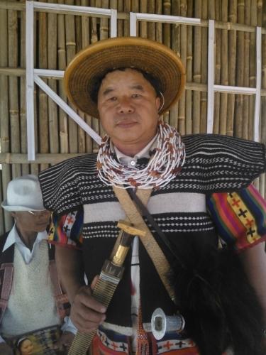 Mishmi-Tribal-Man-Reh-Festival-Arunachal-Pradesh