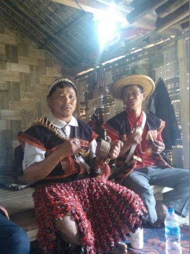 Mishmi Tribe Shaman Arunachal Pradesh Reh Festival