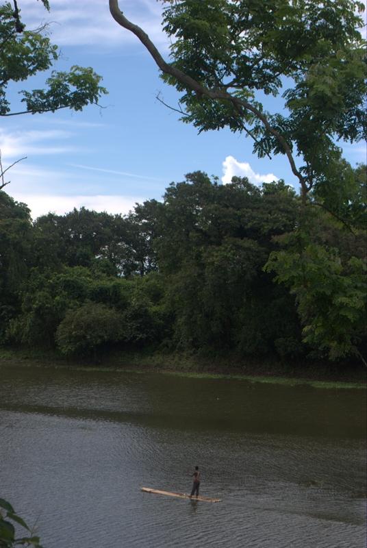 Diphlu River, Raft, Kaziranga National Park.