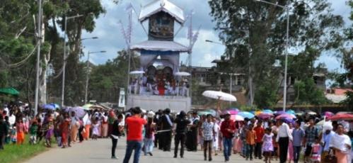 Kang Rath Yatra Festival, Manipur