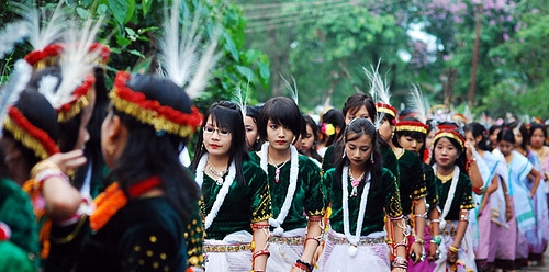 Laiharaoba Festival, Manipur