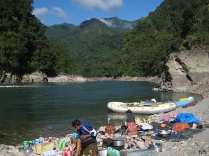Angling in Arunachal Pradesh, Subansiri River
