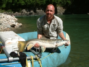Angling in Arunachal Pradesh | Rivers of the EastHimalaya