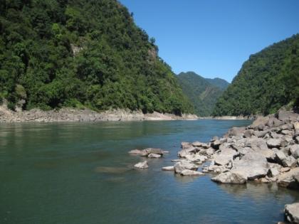 Subansiri River, Arunachal Pradesh