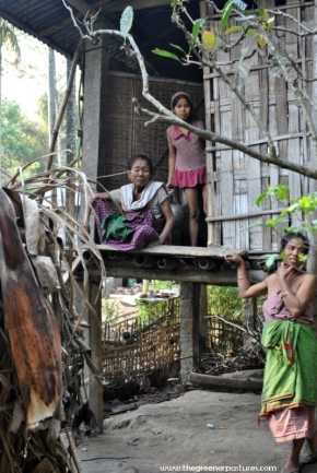 Photo of the day – Rural life in Majuli