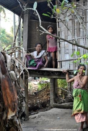 Photo of the day – Rural life inMajuli