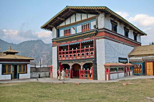 Sherdukpen Monastery, Arunachal Pradesh